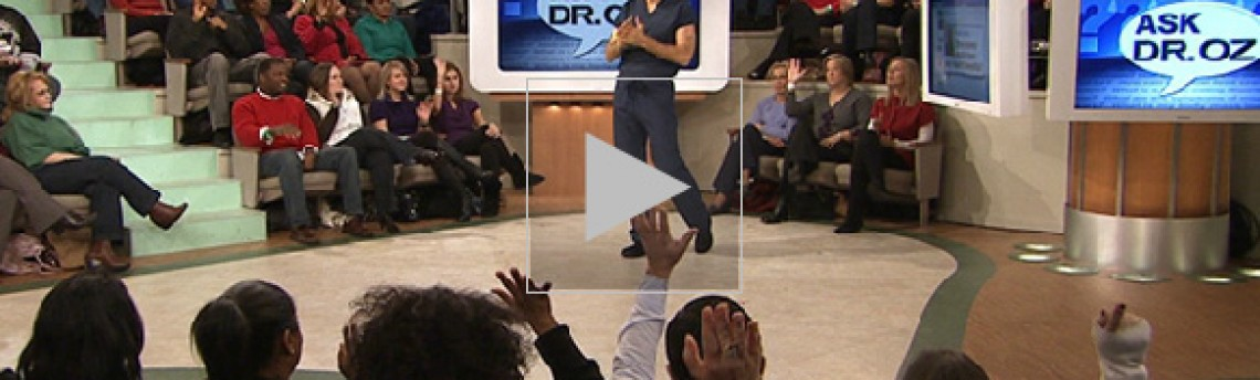 Dr. OZ on health benefits of honey and toenail infections