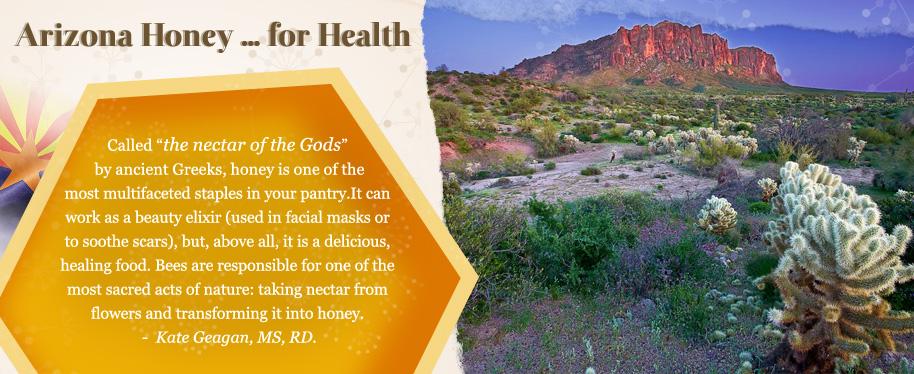 Raw Arizona Honey